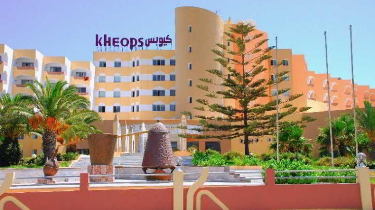 Kh ops for Bon plan reservation hotel