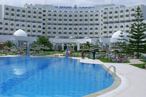 H tel taj marhaba sousse 4 for Hotel bon plan