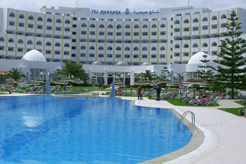 H tel taj marhaba sousse 4 for Bon plan reservation hotel