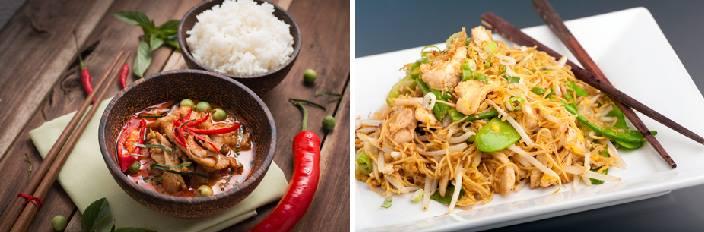 Tha lande for Cuisine thailandaise