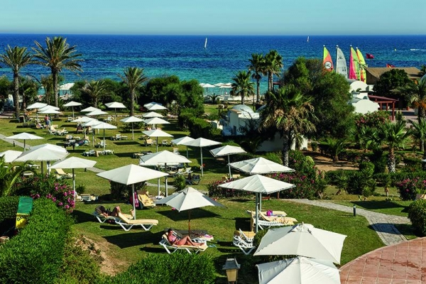 Delfino Beach Resort Hammamet (Ex Aldiana) 4*