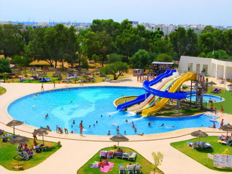 Hotel  Etoiles Hammamet Yasmine Tunisie