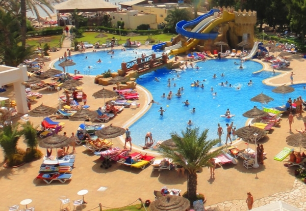 Marhaba Salem Resort Port el Kantaoui 4*
